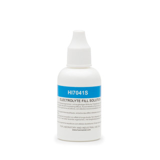 Solution electrolyte pour sonde oxygene polarographique  flacon 30 mL