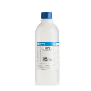 Solution tampon pH 2 00   0 01 pH  certificat d analyse  bouteille 500 mL
