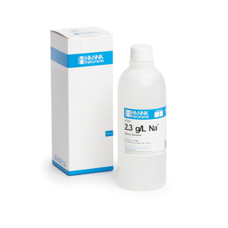 Solution de sodium 2 3 g/L  bouteille 500 mL
