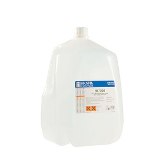 Solution tampon pH 9 18  bouteille 3 78 L
