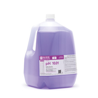 Solution tampon pH 10 01  bouteille 3 78 L