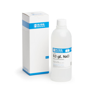 Solution de chlorure de sodium 0 3 g/L  bouteille 230 mL