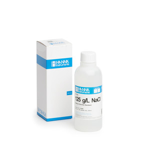 Solution de chlorure de sodium 125 g/L  bouteille 230 mL